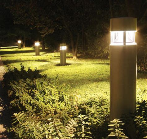 Landscape Bollard Lighting Commercial Lighting Commercial Lighting Lighting Outdoor Landscape Bollards Led