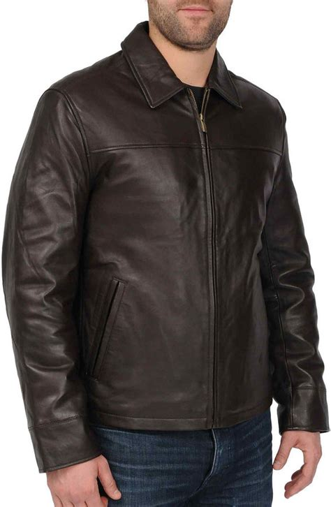 jcpenney r and o new zealand lambskin leather jacket big
