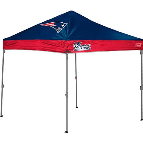 new england tent and awning new england patriots tailgate canopy tent easy up shelter design for tailgating