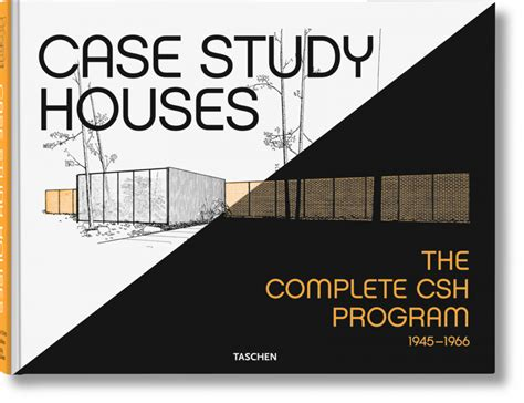 architecture home design books case study houses taschen books
