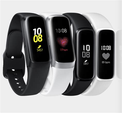 samsung announces galaxy fit galaxy fit e fitness bands android community