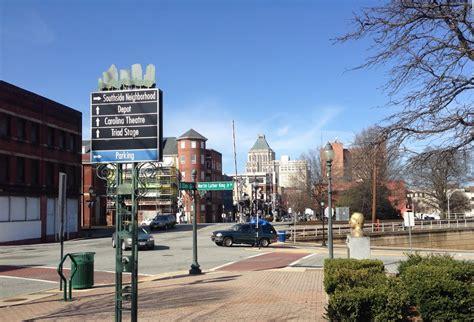 downtown greensboro the nc triad urbanplanet org