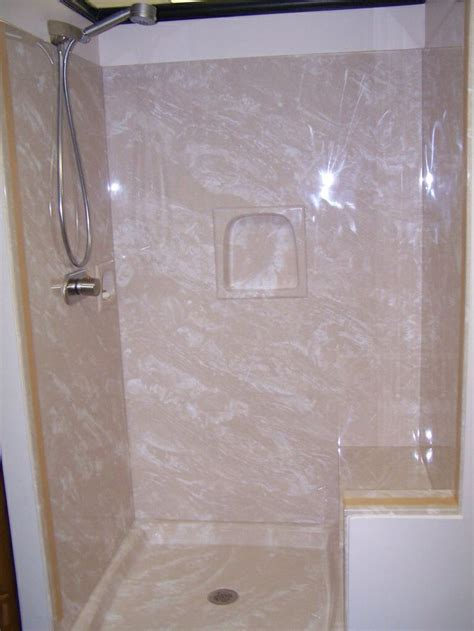 small shower bench small shower with bench home pinterest