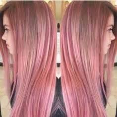 pink highlights in light brown hair pink streaks lights