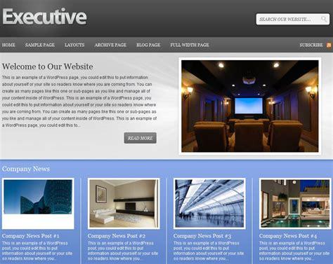 wordpress layout business 5 professional corporate marketing wordpress themes dobeweb