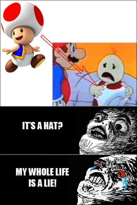 Funny Mario Memes - lol funny meme mario toad megustamemes