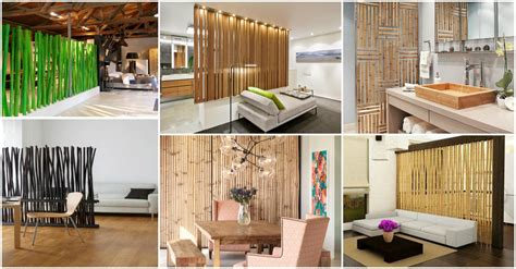 bamboo room charming bamboo room dividers that will amaze you