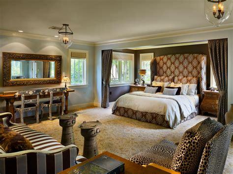 african inspired bedroom  sitting room hgtv