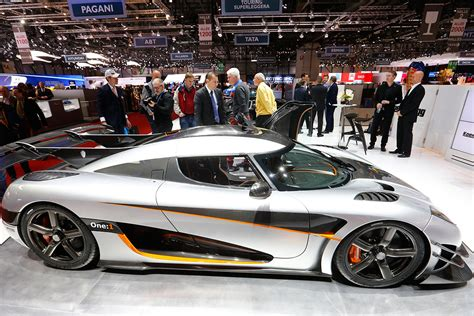 koenigsegg road geneva motor show 2014 including fastest road car in the