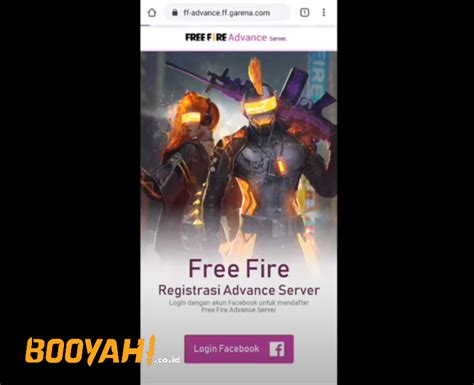 tutorial daftar    fire advance server mei