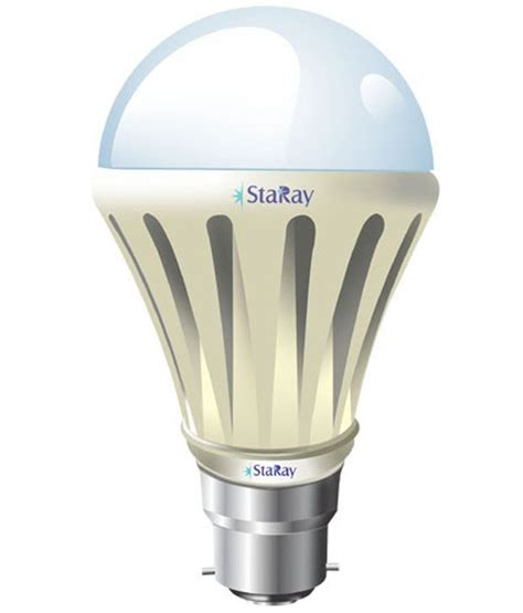 Lu Led Hannoch 7 Watt staray 7 watt led bulb buy staray 7 watt led bulb at best price in india on snapdeal