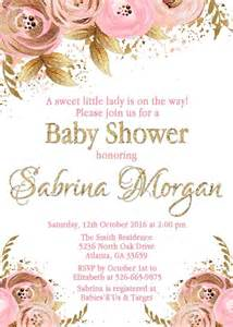 Pink Baby Shower Invitation Templates by 25 Best Ideas About Baby Shower Invitation Wording On