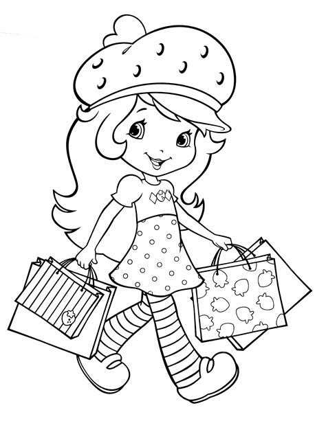 strawberry coloring pages coloring pages of strawberry