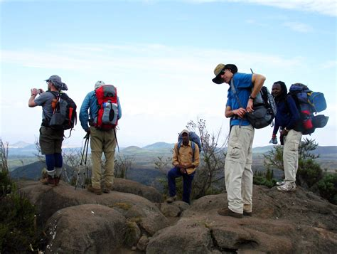 hiking gear tupendane daima safaris
