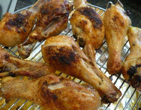 temperature bake chicken drumsticks