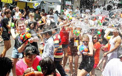 songkran festival thai new year upcoming events trip in thailand