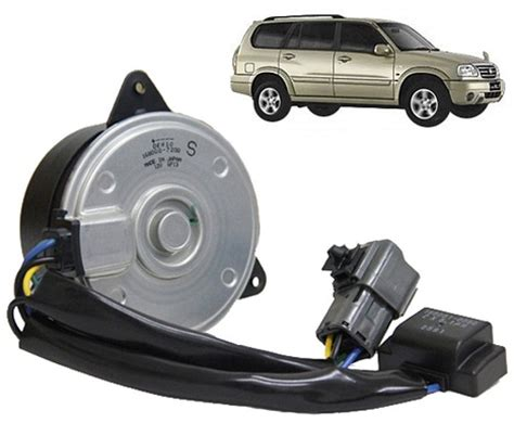 Motor Fan Kondensor Radiator Ac Mobil Toyota Etios Valco New motor fan suzuki escudo xi7 toko sparepart ac mobil