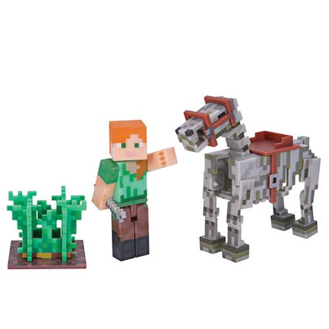 Minecraft Gift Cards Now Available In The Us News Mod Db - minecraft alex with skeleton horse figure pack toys r us