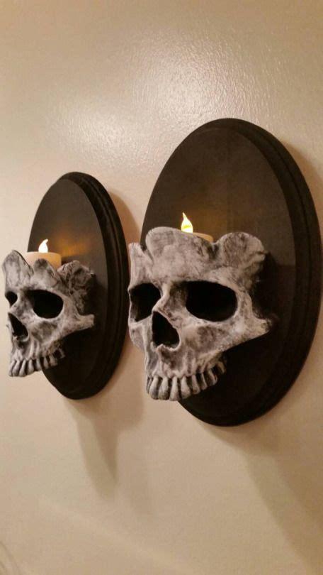 skull home decorations best 25 skull decor ideas on pinterest gothic room
