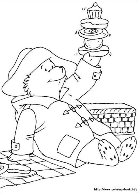 coloring pages paddington bear 113 best paddintong bear images on pinterest paddington