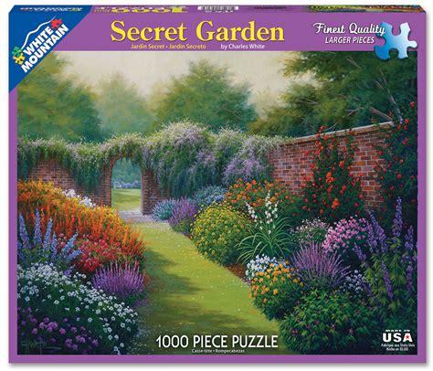 Garden Puzzle by Secret Garden Jigsaw Puzzle Puzzlewarehouse