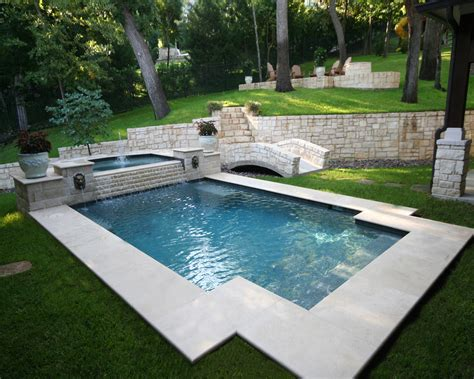 pool gestaltungsideen edge products mediterranean