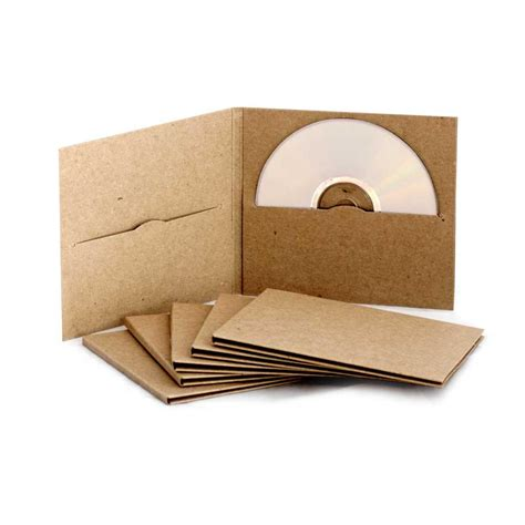 How To Make A Cardboard Cd Case