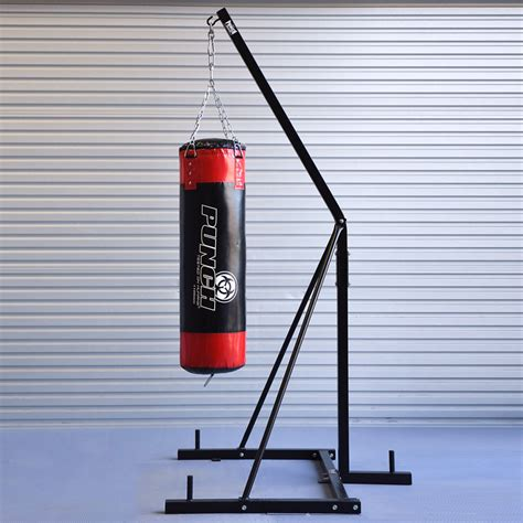 boxing bag 4 foot home punching bag punch