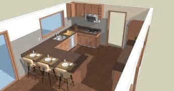 Kitchen Design Sketchup Kitchen And Bath Design By Krista Lackey At Coroflot