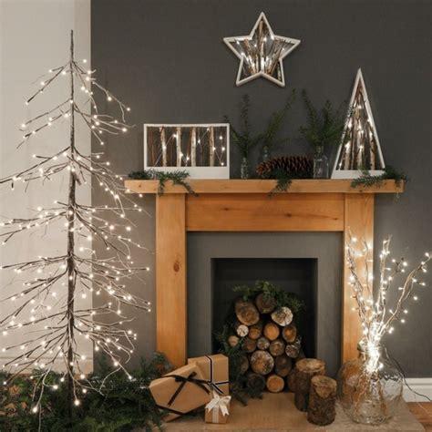 rustikale weihnachtsdeko selber machen rustikale weihnachtsdeko selber machen effektvolle und