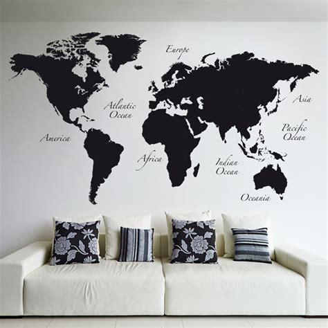 black and white wall stickers decori parete stickers