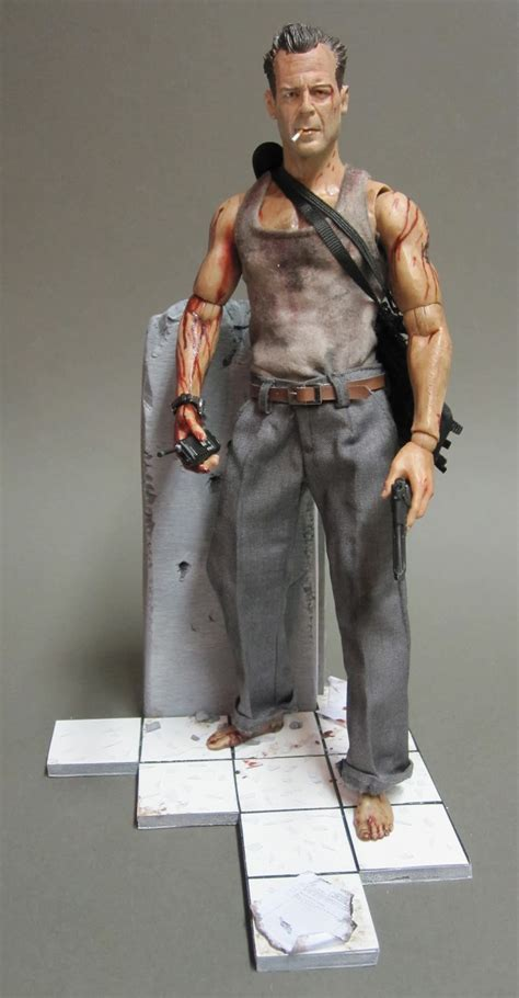 this awesome die hard action figure has smaller feet than