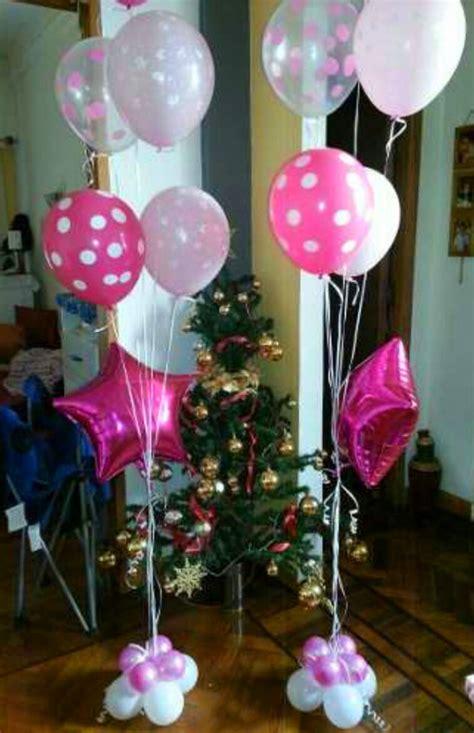 como decorar con globos con gas helio decorar con globos sin helio free columna globo superior