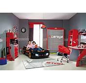 Car Bed Kids Bedroom  Dream Room Modern Miami
