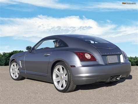 2003 chrysler crossfire 2003 chrysler crossfire related infomation specifications