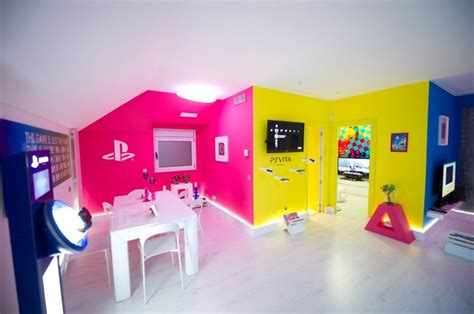 playstation room 1000 ideas about gamer room on