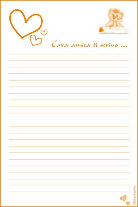 fogli per lettere carta da lettere orange by ideandografica on deviantart