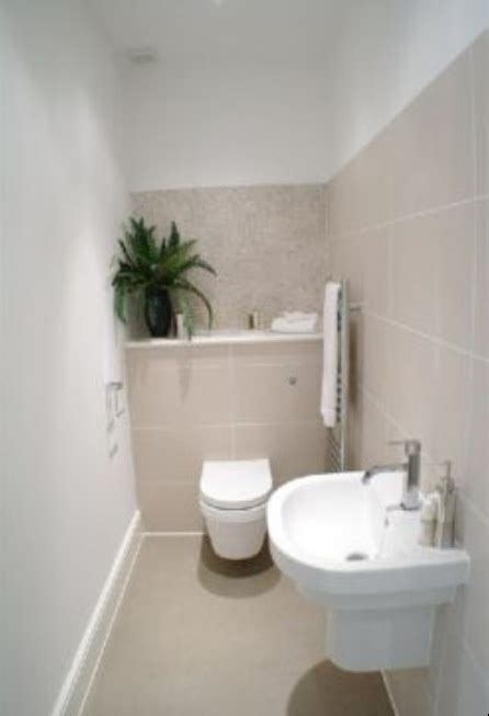 cloakroom ideas images  pinterest bathroom