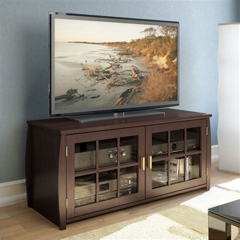 tv bench wood sonax washington bay real wood bench espresso finish tv