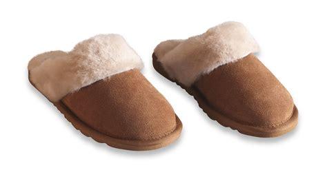 slippers for womens with soles nordvek womens genuine sheepskin slippers mules non slip