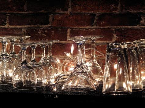 barware online bar glasses photograph by marty allen