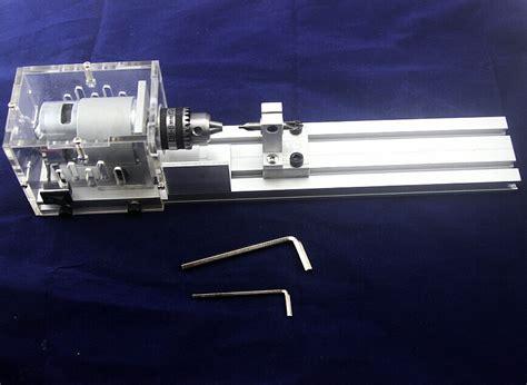 Mesin Bubut Mini Rakitan Diy 6 In 1 20 000rpm 7 speed mini diy wood lathe machine polisher table saw 80w in lathe from home