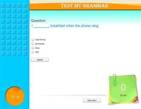 test my descargar gratis test my grammar