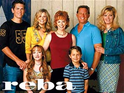 the cast and crew of reba tv show reba tv show cast www pixshark com images galleries
