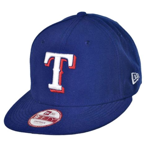 new era rangers mlb 9fifty snapback baseball cap mlb