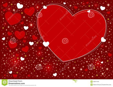 Background Design Heart | heart background design stock vector illustration of