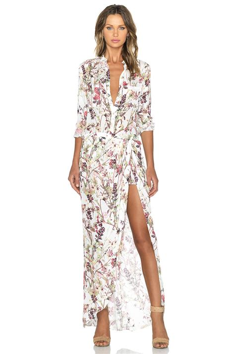 Blue And Silver Bedroom haute hippie 3 4 sleeve onesuit in swan from revolve clothing