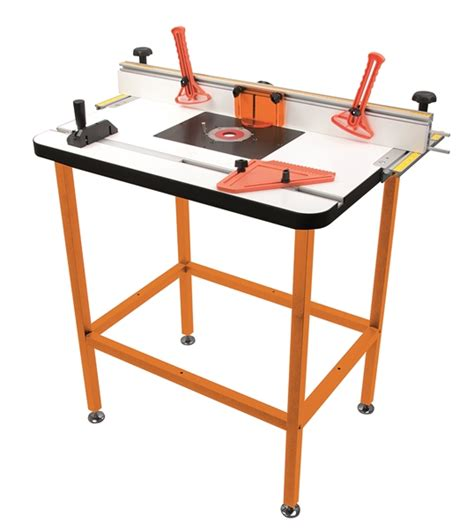 Professional Tables by Router Tables