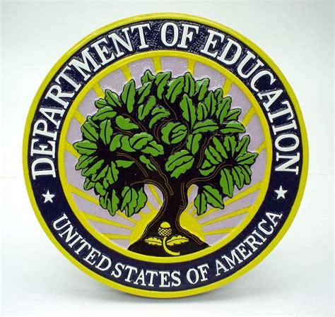 Office Education Mahogany Wall Plaques Podium Seals Presidential Seal