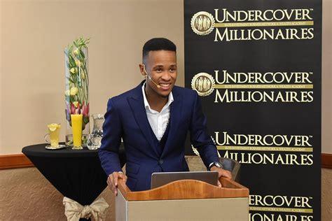 will louis jr tshakoane prove critics wrong is undercover millionaires legit